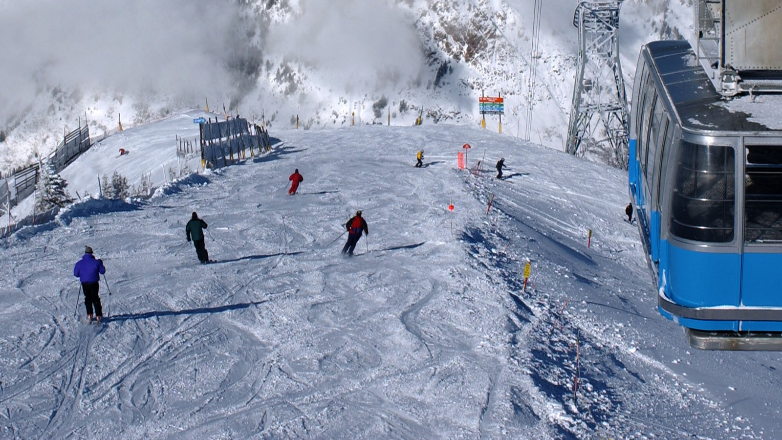 Ski Area Projects
