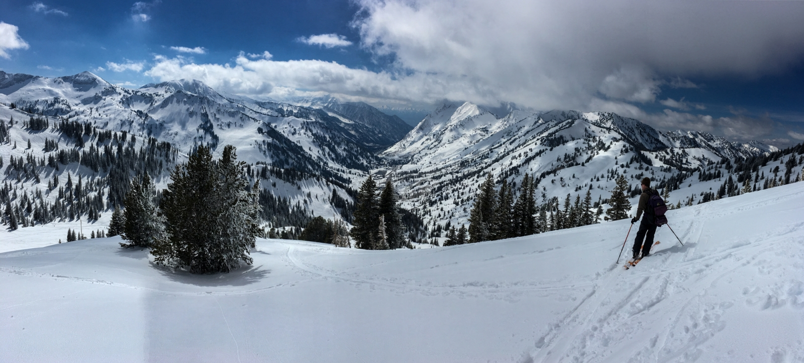 Grizzly Gulch, Little Cottonwood Canyon