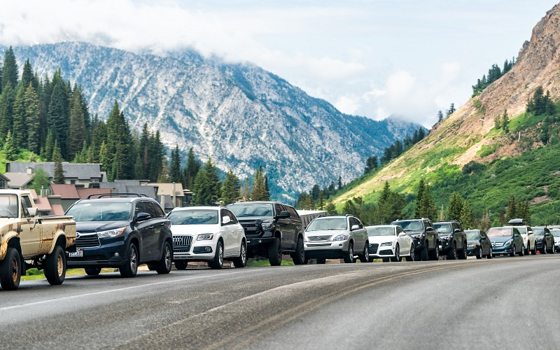 Wasatch Hangout on Zoom; CWC Mountain Transportation System